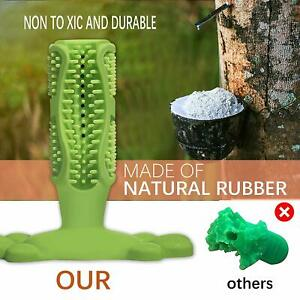 High-Quality-Dog-Toothbrush-Chew-Toy-Dental-oral-Care-Brush-Stick-Rubber-Pet-US