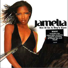 See It in a Boy's Eyes 2004 by Jamelia (Disc Only)