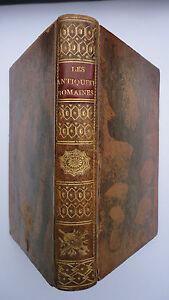 BLANCHARD-Abrege-des-antiquites-romaines-pour-l-039-utilite-des-jeunes-1810