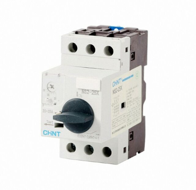 CHINT Electric AC Motor Starter Ns2-25x 17-23a | eBay