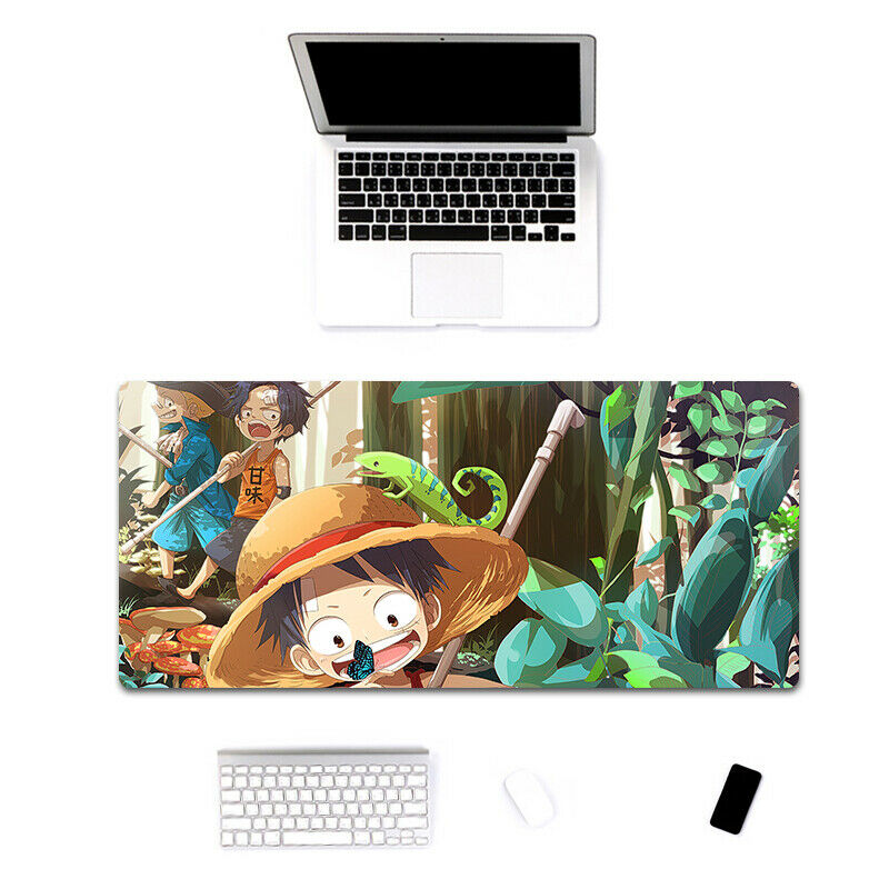One Piece 08 - Anime Mouse Pad Ultra larger Size 90X40C