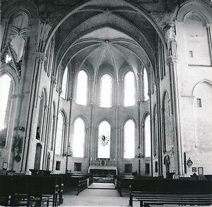 Larchant C. 1960 - Choeur De L'Église Seine Et Marne - Div8525 Hwwe0ahv-07233334-115618836