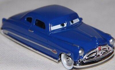 Disney Pixar Cars Doc Hudson Hornet Richter Radiator Metall dieCast 1//55 Vitrine