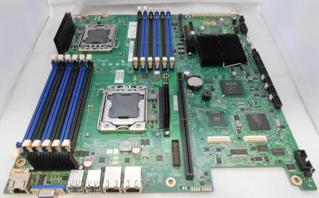 Intel S5520URR S5520UR Server Board LGA1366 DDR3  REFURBISHED Board Only