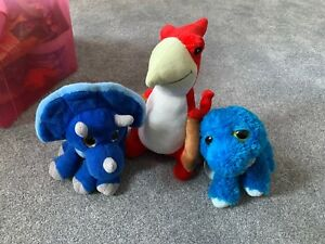 Dinosaur Soft Toy Bundle Smoothing Circulation And Stopping Pains Animals & Dinosaurs Action Figures