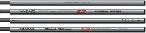 Daiwa Matchwinner 3 NEW 14.5m Pole mwcp3-145au