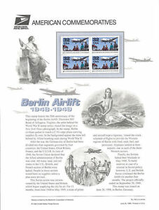 542-32c-The-Berlin-Airlift-3211-USPS-Commemorative-Stamp-Panel