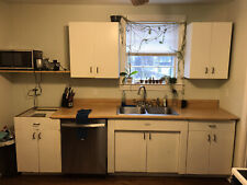 Youngstown Kitchen Cabinets By Mullins Vintage Retro Sink Antique Metal For Sale Online Ebay