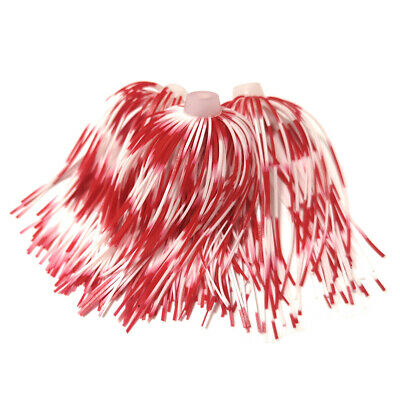 10pc Umbrella skirts DIY Buzzbaits Spinner Buzz Bait fishing Silicone skirt 099