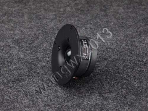 """1pcs 4/"""" inch 104mm 8ohm 25W Silk Film Dome Tweeter Treble Speaker Loudspeaker"""