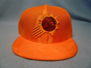 best service 6ce67 7aad2 Image is loading New-Era-59fifty-Phoenix-Suns-On-Court-Collection-