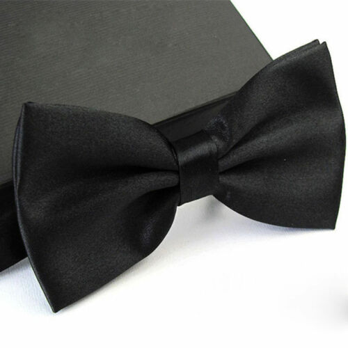 Cork Wooden Bow Tie Men/'s Fashion Handmade Solid Bowtie Wedding Party Neckwear N