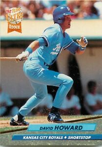 Details About 1992 Fleer Ultra Baseball Card Pick Choose Your Cards 1 200
