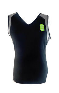 85e8cd1a37e83 NWT Athletic Works Women s Dri More Black White Colorblock Tank Top ...