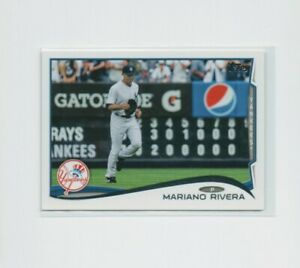 2014-Topps-Mariano-Rivera-Baseball-Card-42-New-York-Yankees