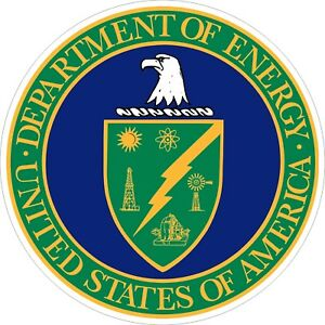 U-S-Department-of-Energy-Seal-Decals-Stickers