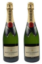 Moet & Chandon Imperial Brut Champagne -- **2 BOTTLES** WITH FREE SHIPPING