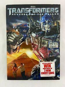 Transformers Revenge of the Fallen DVD,2009