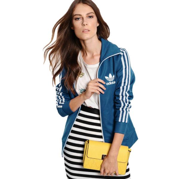 adidas Originals Europa TT Track Top Jacke Trainingsjacke Tribe Blue Blau