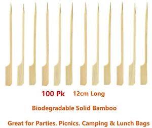 Bamboo-Catering-Paddle-Skewers-Sticks-BBQ-Grill-Cocktail-Finger-Food-Party-Kebab