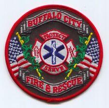 """Rosecrans  Crash Rescue Missouri 4/"""" x 5/"""" size fire patch ARMY"""