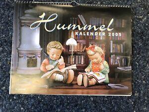 M-I-Hummel-Calendar-15-3-8in-Top-Condition