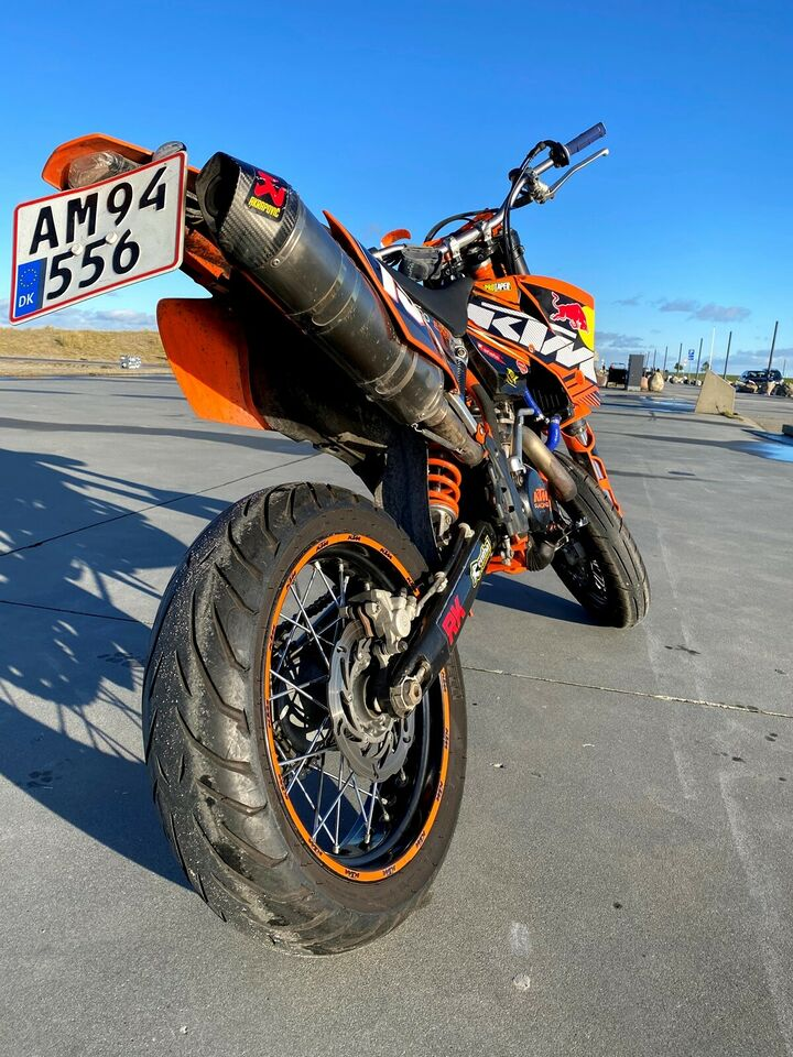 KTM, EXC, 400 ccm