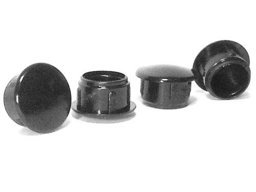 Black Hole Plugs Plastic Blanking Inserts Masking Finishing
