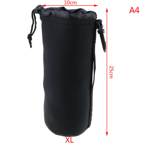 VX RU S-XL Waterproof Lens Pouch Bag Protective Case for Digital Camera Z CHH