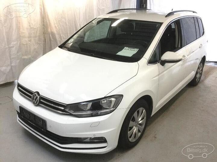 VW Touran 1,4 TSi 150 Comfortline DSG 7prs 5d