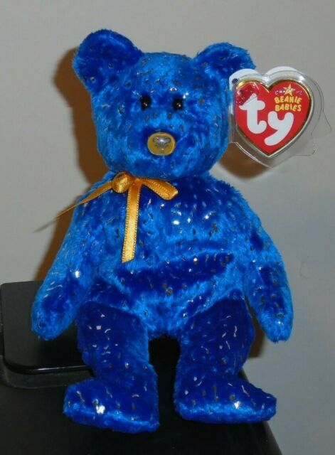 1c8ef37e879 Ty Beanie Baby ~ DISCOVER the Blue Bear (Northwestern Mutual Exclusive) 8