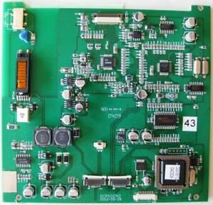 BLAUPUNKT-AUTORADIO-Elektronik-GCP00040-Ersatzteil-8619002443-Sparepart