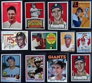2019-Topps-Series-2-Iconic-Reprints-Baseball-Cards-Complete-Your-Set-Pick-List