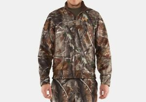 Under-Armour-ColdGear-Ayton-Camo-Hunting-Jacket-Size-M