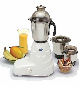 Glen GL4025 Mixer Grinder 3 Jar heavy duty 550 Watt Motor