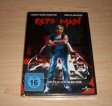 DVD Repo Man ( Repoman Repo Men ) 1984  - Emilio Estevez - H.D. Stanton Neu OVP