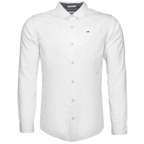 Tommy Hilfiger Tommy Jeans Regular Fit Cotton Herren Freizeit Hemd DM0DM04406100
