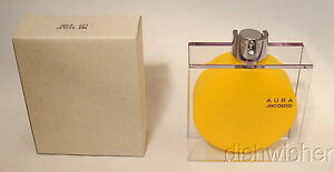 AURA-JACOMO-Women-EAU-DE-TOILETTE-Spray-75ml-2-4-oz-NEW-NIB-Tester-Vintage