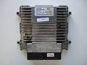 2014-2015 Kia Optima ecm ecu computer 39138-2GBH2