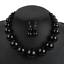 Fashion-Women-Crystal-Bib-Pendant-Choker-Chunky-Statement-Chain-Necklace-Earring thumbnail 151