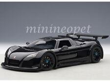 AUTOART 71301 GUMPERT APOLLO S 1/18 DIECAST MODEL CAR BLACK