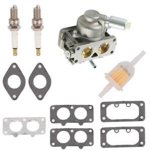 Carburateur INTEK V-Twin Moteur Carb Pour Briggs & Stratton 20/21/22/23/24/25HP bien