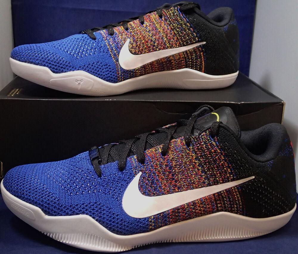 Nike Kobe Xi 11 Elite Bas Bhm Sz 10 (822522-914)