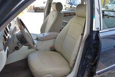 JAGUAR S-TYPE 1999-2008 LEATHER-LIKE CUSTOM FIT SEAT COVER