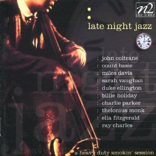 Late Night Jazz-A heavy duty smokin' Session (1999) John Coltrane, Judy G.. [CD]