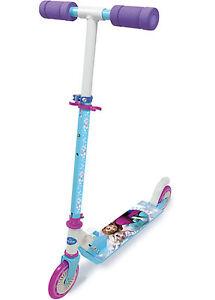 Disney Frozen Eiskönigin Alu Scooter Roller Cityroller Tretroller Kinderroller