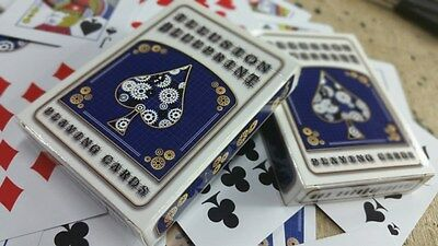 Illusion Blueprint Deck Playing Cards Poker Size Custom Limited Ed New Sealed