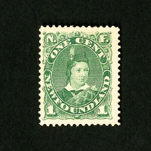 Newfoundland-Stamps-44-F-VF-OG-LH