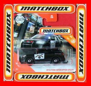 MATCHBOX-2020-16-FORD-INTERCEPTOR-UTILITY-48-100-NEU-amp-OVP
