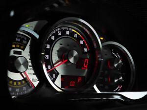 Details about 13-16 FR-S & BRZ & 86 LIMITED RACING INSTRUMENT CLUSTER GAUGE  PANEL COVER KIT ①